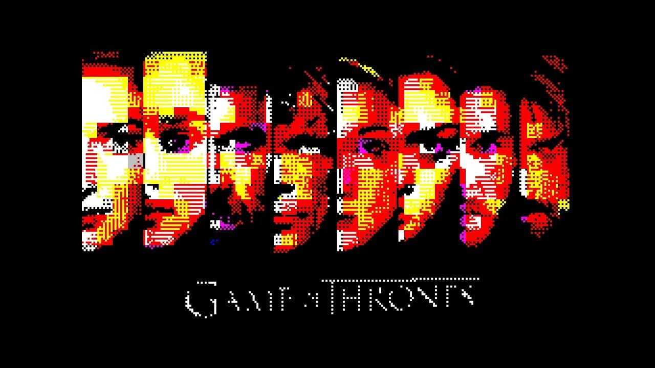 nodeus - GoTaY (Game of thrones main theme zx spectrum AY cover )