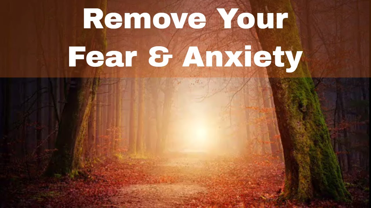 Let go of Fear & Anxiety: 369 Hz Miracle Tone   Cleanse ...