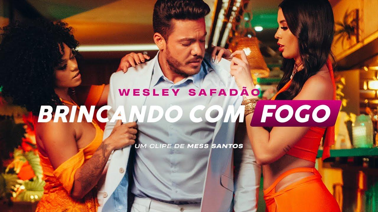 Wesley Safadão - Brincando com Fogo (Clipe Oficial)