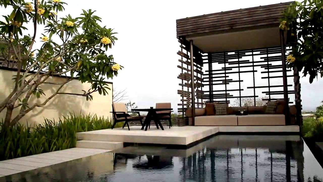 Alila villas uluwatu bali by woha architects youtube for Design interior villa di bali
