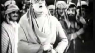 "John Boles sings ""One Alone"" from ""The Desert Song"" (film) 1929"