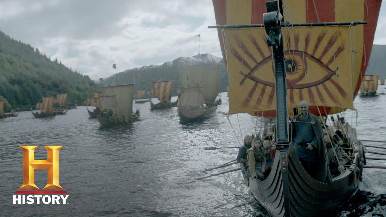 "Download Vikings Episode Recap: ""The Vision"" (Season 4, Episode 12) | History"