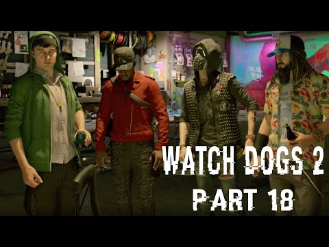 Watch Dogs 2 Gameplay Walkthrough Part 18 || Tracking HORATIO(PS4 Gameplay)