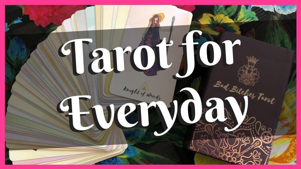 Top 8 Tarot Decks for Everyday Readings | Viewer Request #tarotforeveryday