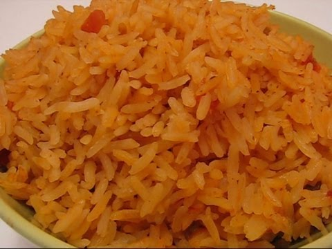 Betty's Quick And Easy Spanish Rice--Recipe By Liz1060