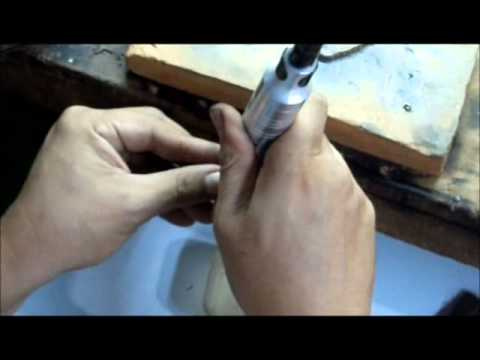 JEWELRY CUSTOMIZER Video 1 Part 1 Making of standard 18K gold
