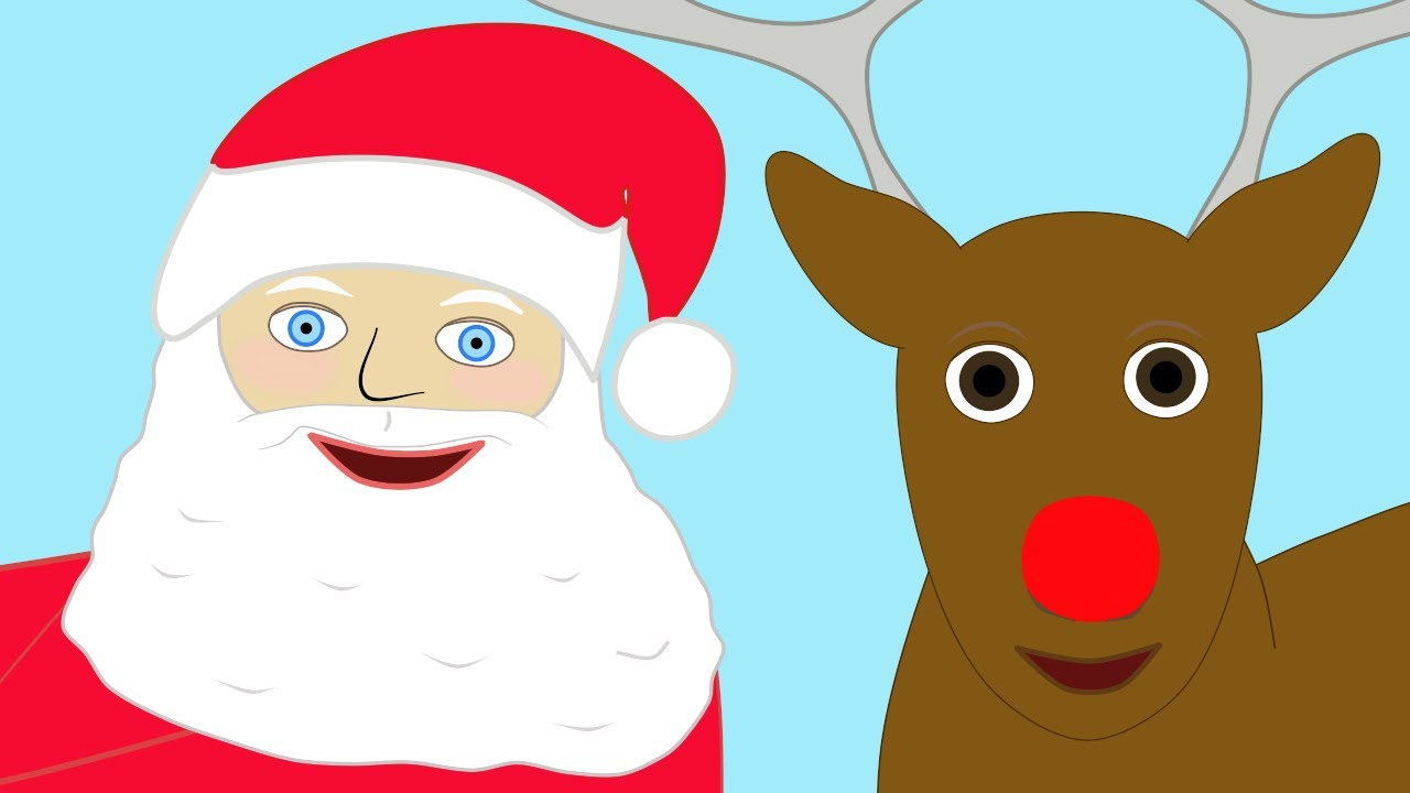 Santa claus song 2 youtube santa claus song 2 spiritdancerdesigns Image collections