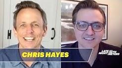 Chris Hayes Thinks Trump's Coronavirus Press Briefings Are Dangerous