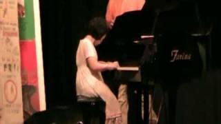 Kabalevsky- Clowns- young pianist  Noemi Aurora