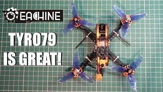 Eachine Tyro79 Is Great! - Build - Setup -Fly!