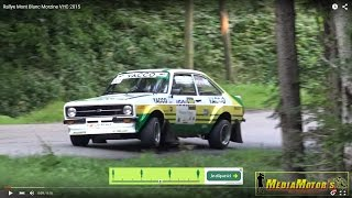 Rallye Mont Blanc Morzine VHC 2015