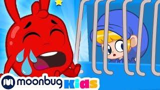 Mila In JAIL!! - My Magic Pet Morphle | Cartoons For Kids | Morphle TV | BRAND NEW