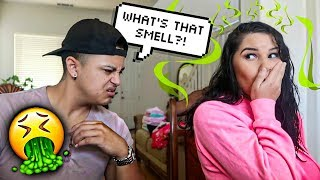 Will My Boyfriend Tell Me I Smell BAD?! **LOYALTY TEST**