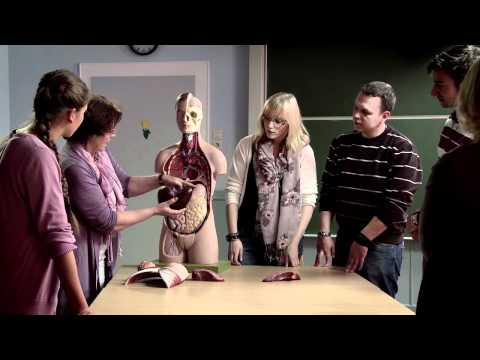 diakonis Ausbildungsfilm Altenpfleger/in