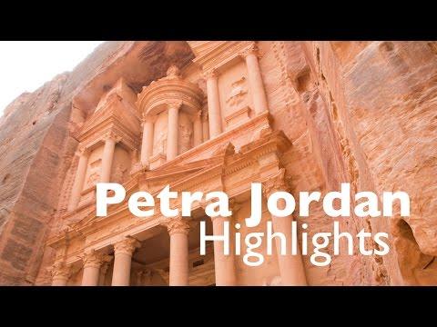 Ancient City of Petra Jordan Highlights and Tips Vlog