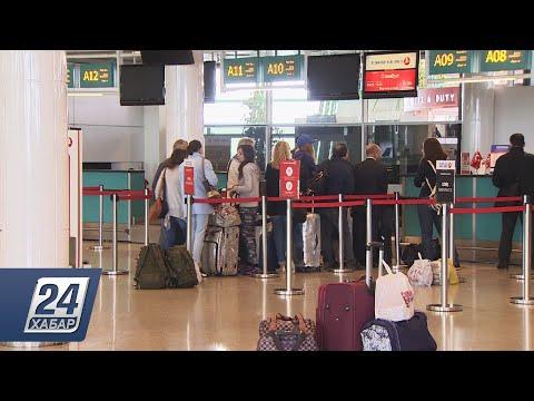 С какими странами Казахстан возобновляет регулярные авиарейсы