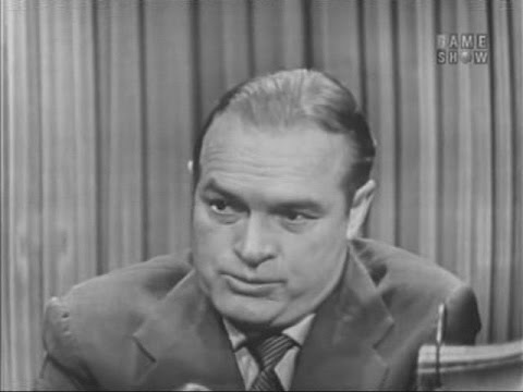 "What's My Line? - Clarence ""Donald Duck"" Nash; Bob Hope (Dec 12, 1954) [W/ COMMERCIALS]"
