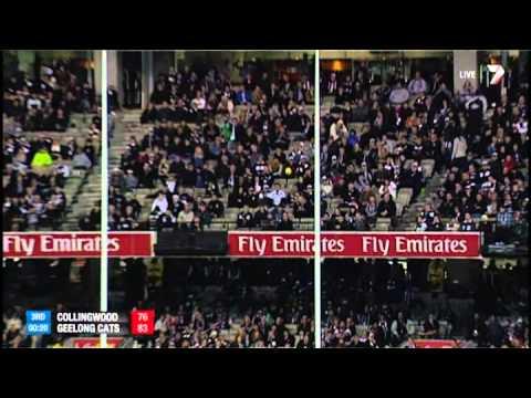 Round 8 AFL - Collingwood V Geelong Highlights