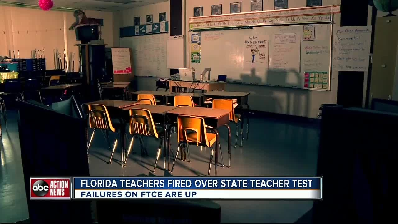 Hundreds of fl teachers fired over state test they keep failing hundreds of fl teachers fired over state test they keep failing xflitez Images