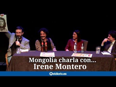 Mongolia charla con... Irene Montero