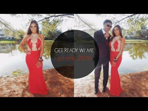 Thumbnail: GET READY W/ ME♡ PROM 2016