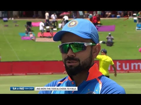 South Africa vs India: 6th Momentum ODI, build up