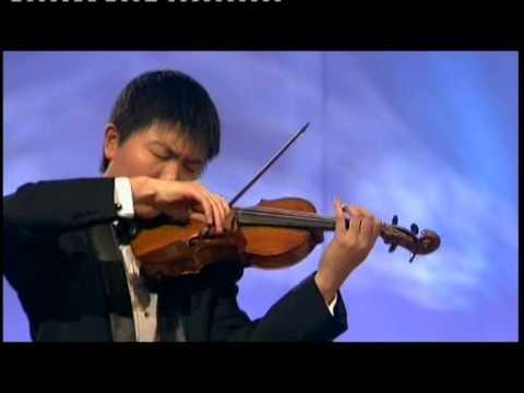 Tchaikovsky Violin Concerto Op. 35 (1st Movement) Jiafeng Chen