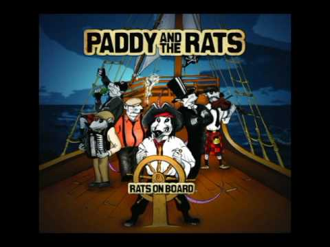 Paddy and the Rats - Ugly Drunken Woman (official audio)