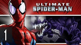 ULTIMATE SPIDER-MAN - Walkthrough Part 1 Gameplay [1080p HD 60FPS PC] No Commentary