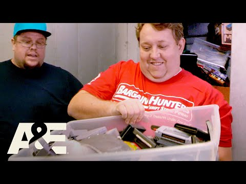 Storage Wars: Top 6 Most Expensive Locker Finds From Season 10 | A&E