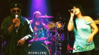 Third World Band ft. Tessanne Chin - By my side (live)