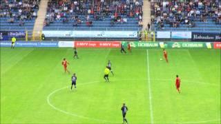 SV Waldhof Mannheim 07 vs. FC Bayern München II  4. Spieltag  Speilzusammenfassung