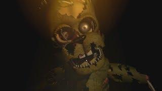 FNAF 6 All Jumpscares (Five Nights at Freddy