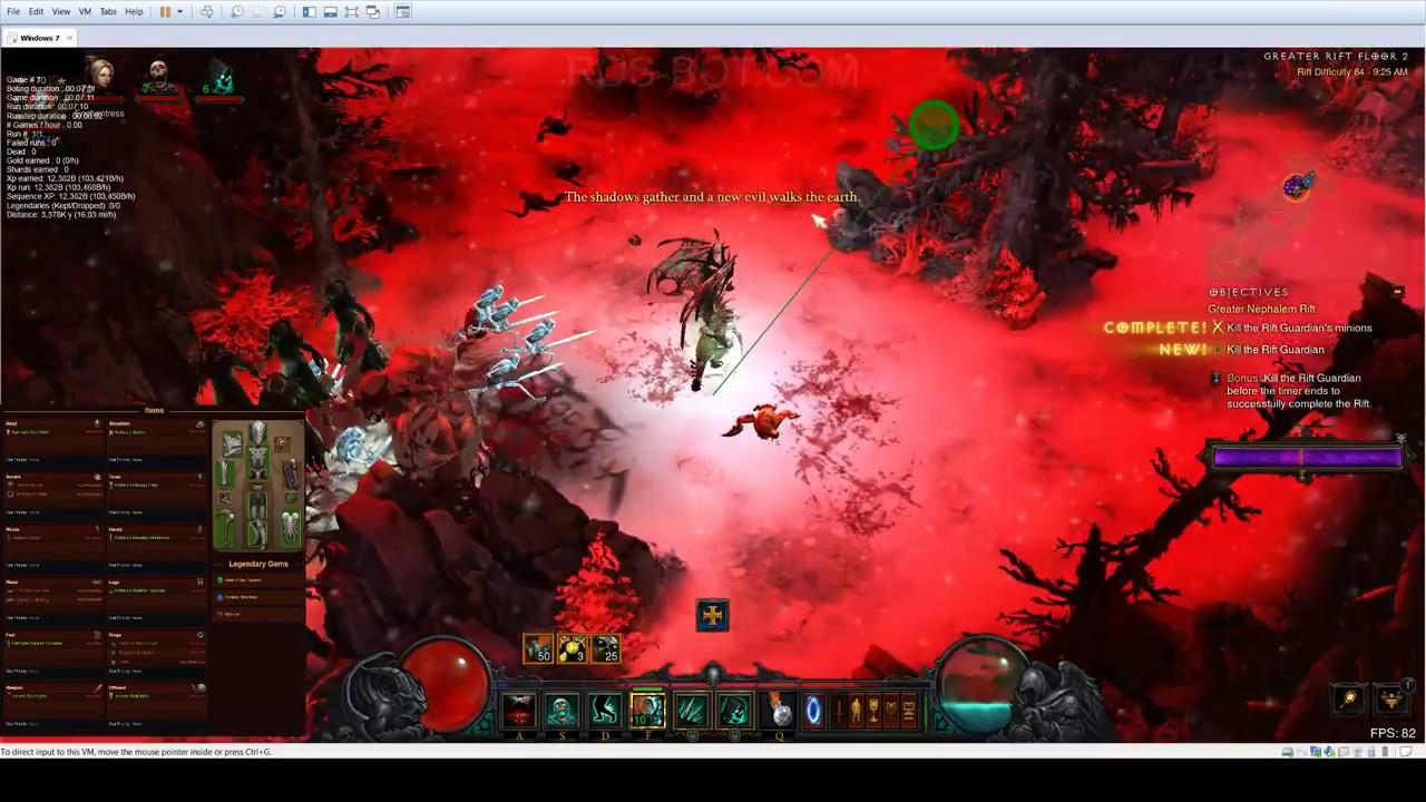 Rathma Faceroll Summoner (Pet Build) | Diablo 3 Reaper of