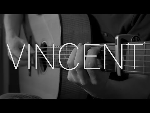 Don McLean - Vincent (Starry Starry Night) - Fingerstyle Guitar Cover By James Bartholomew