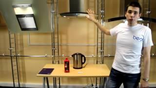 видео Наклонные вытяжки для кухни: отзывы о моделях