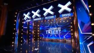 68year old Jenner ROCKs BGT .age ain't a barrier to been a Rockstar