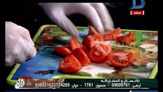مطبخ دريم | طريقة عمل مجدرة بالزيت مع الشيف السوري عبدالناصر