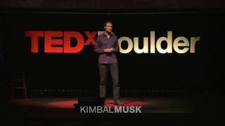 TEDxBOULDER - Kimbal Musk - Reinventing The Role Of Restaurants In Changing Americas Food Culture(Kimbal is the co-founder of The Kitchen and has been part of many successful businesses. His first company prior to starting The Kitchen was Zip2, acquired by ..., 2011-10-11T21:55:46.000Z)