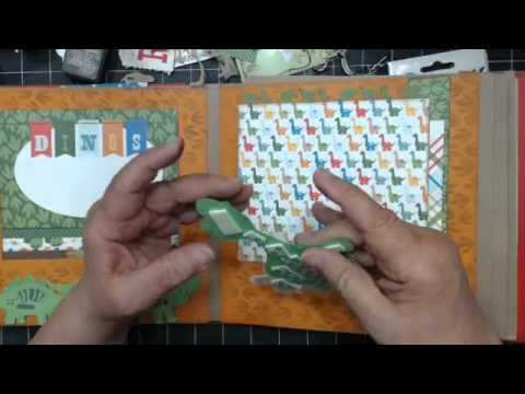ECHO PARK~POP-UP PART 2 CHIPBOARD BOOK