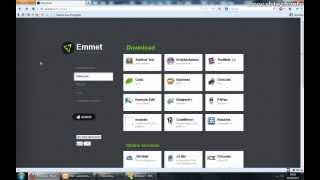 Como instalar o Emmet no Aptana Studio