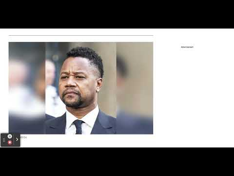 Cuba Gooding Jr. Accuser Scores A Victory In Court