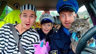 सुपर पुलिसकर्मी ने डांस कार की सवारी में एली को आश्चर्यचकित किया