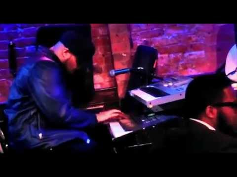 CORY HENRY & TRAVIS SAYLES - trade solos at the Village Underground