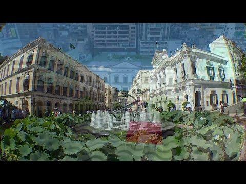 【GCS】Macao's World Heritage