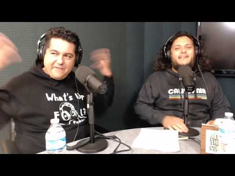 """What's Up Fool?: Richard Cabral & Jake """"The Snake"""" Roberts"""