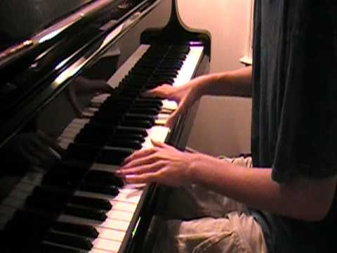 DJ Satomi - Castles in the Sky on piano