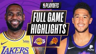 Game Recap: Suns 99, Lakers 90