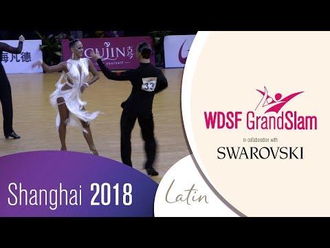 Gusev - Bondareva, RUS | 2018 GrandSlam LAT Shanghai | R1 S
