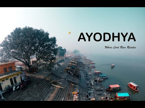 Ayodhya : Where Lord Ram Resides | Travel Vlog